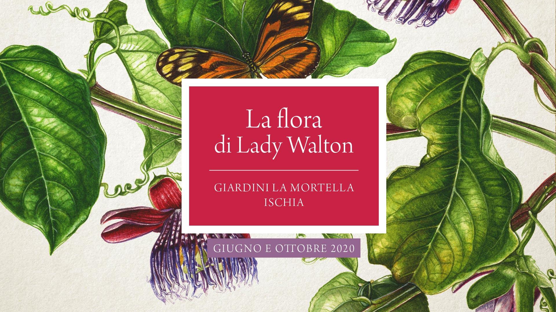 La Flora di Lady Walton 2020