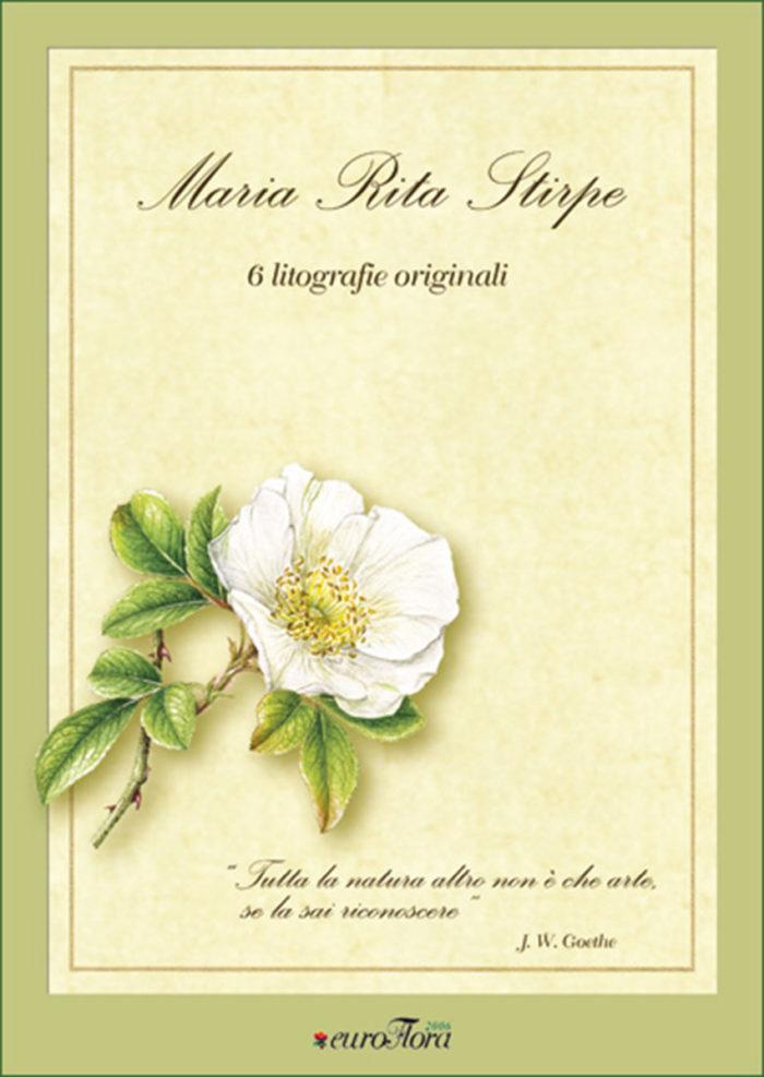 Catalogo - 6 Litografie Originali - Copertina